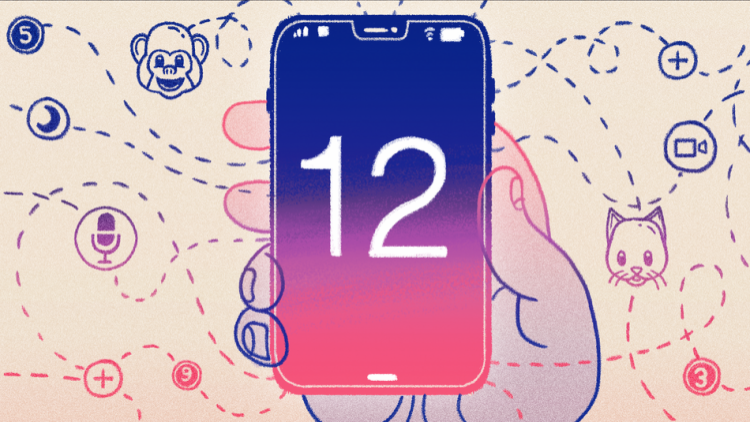 iOS 12 sẽ làm tâm điểm của WWDC.