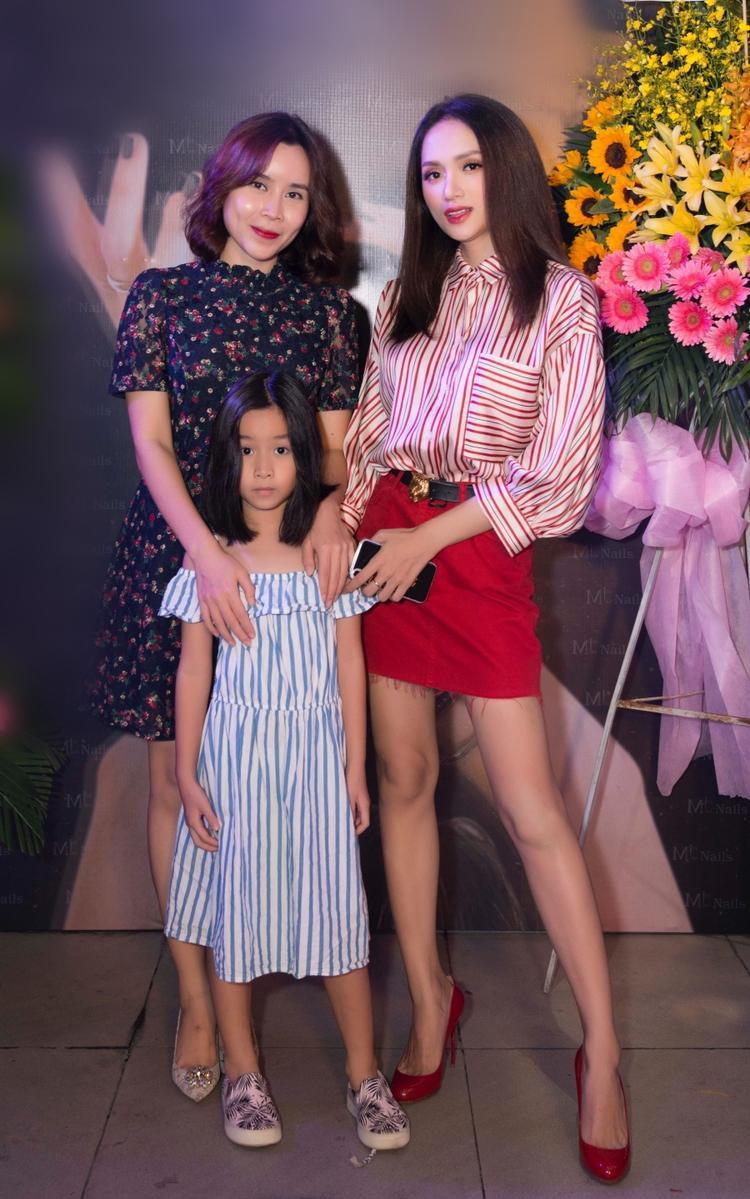 …Lưu Hương Giang cũng có mặt tại sự kiện của Miss International Queen 2018.