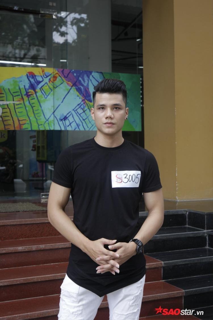 Nguyễn Văn Tuân, sinh năm 1995, là thí sinh đã tham gia tại buổi casting đợt 1 nhưng không may mắn lọt vào vòng trong.Tuân chia sẻ anh quyết tâm quay trở lại chương trình với những cố gắng của bản thân. Vì đam mê quá lớn nên dù có thất bại vẫn sẽ cố gắng theo đuổi tới cùng.