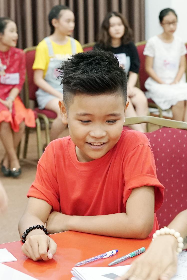 Sau 2 năm kể từ khi giành ngôi vị Quán quân, Nhật Minh bất ngờ trở lại vòng casting The Voice Kids 2018 với vai trò khách mời đặc biệt.