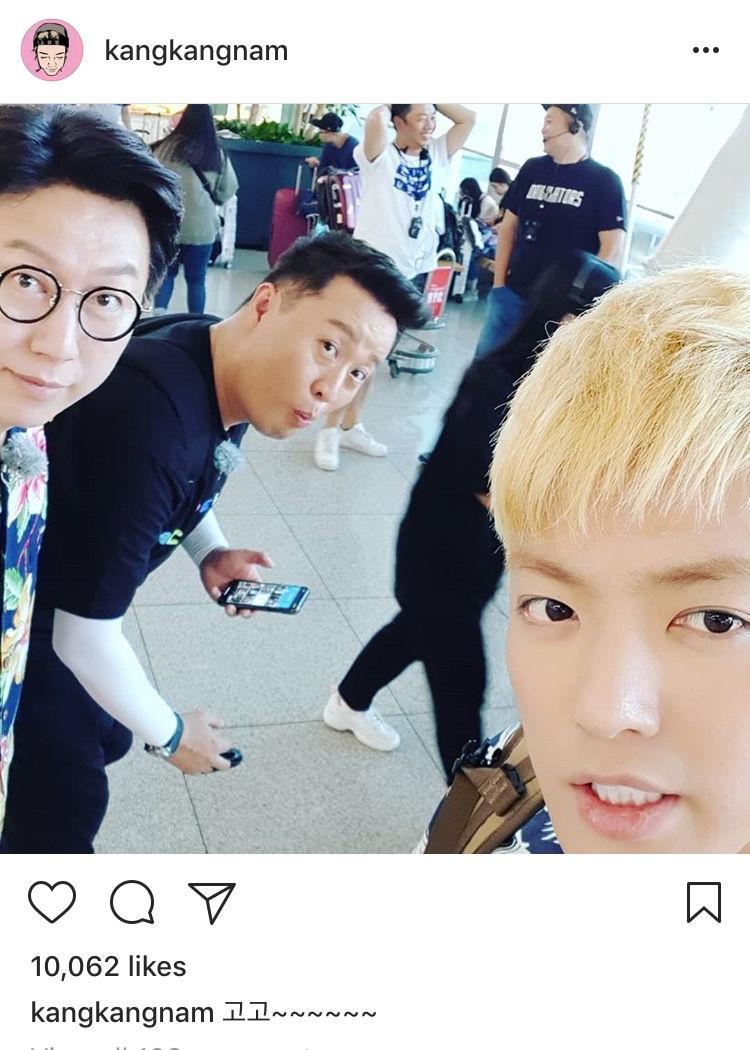 Bạn trai cũ UEE, diễn viên High Kick cùng Kim Soo Ro quẩy tưng bừng tại Việt Nam