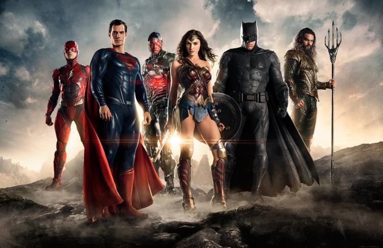 """""""Justice League"""" là một thất bại đáng buồn."""