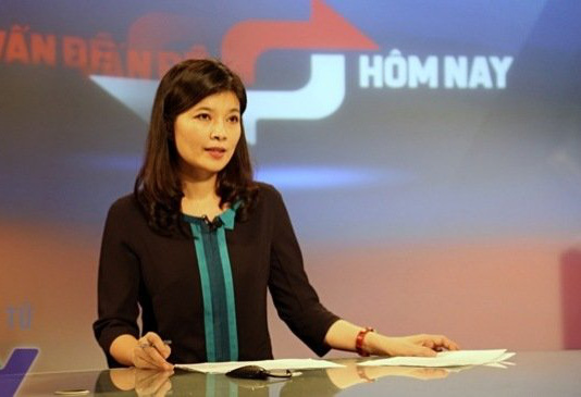BTV Diệp Anh.