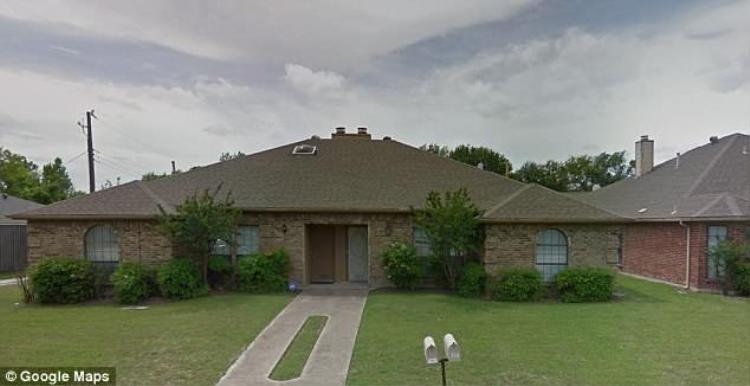 Căn nhà của cặp vợ chồng.