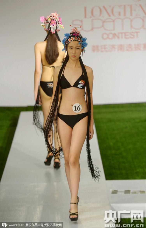Cao Nhất Lăng, người mẫu 12 tuổi có chiều cao ấn tượng: 1m77