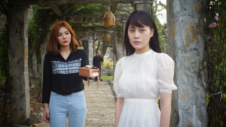 Phương Oanh bị bạo hành thể xác lẫn tinh thần, Thu Quỳnh cưỡng hiếp đàn ông trong phim về mại dâm