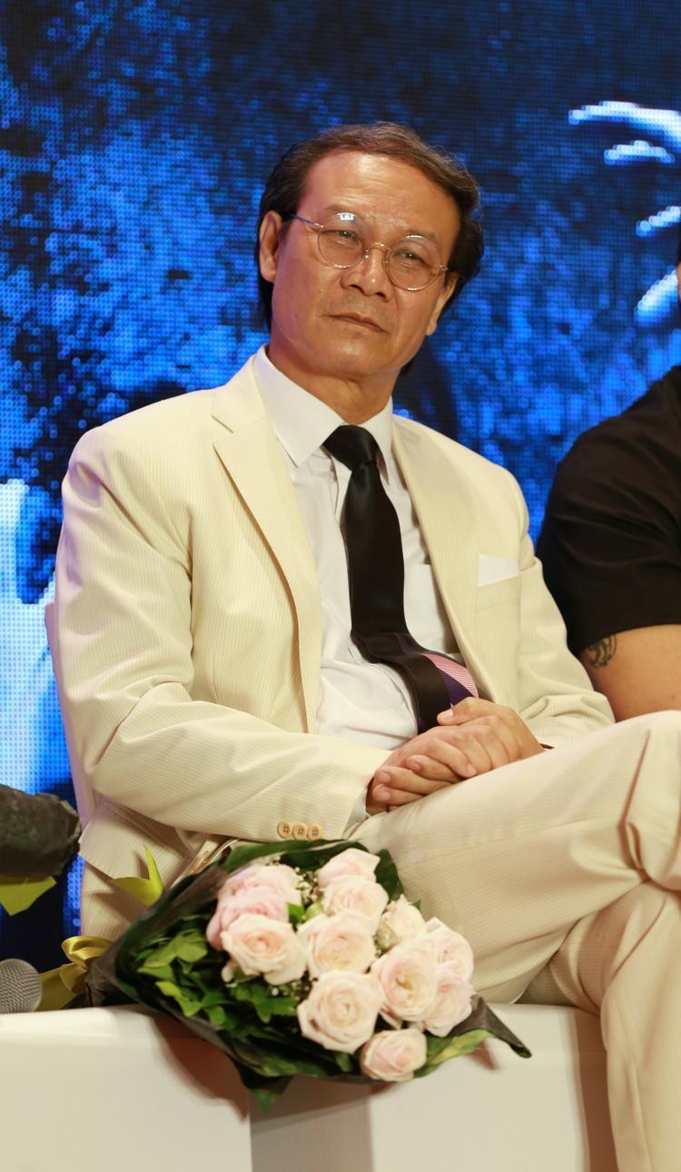 Nghệ sĩ ưu tú Nguyễn Hải quay lại màn ảnh sau nhiều năm vắng bóng.