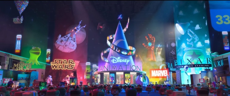Trailer mới của Wreck-It Ralph 2: Vanellope bị Stormtroopers truy đuổi, diện kiến loạt công chúa Disney