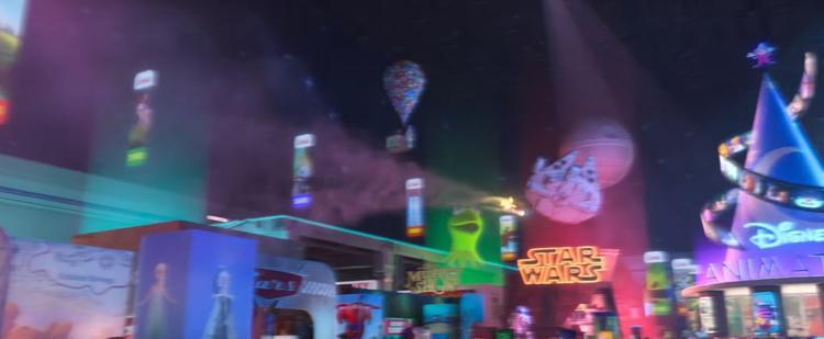 Mổ xẻ trailer Wreck-It Ralph 2 để tìm những di sản của Disney, Marvel, Star Wars và hơn thế nữa