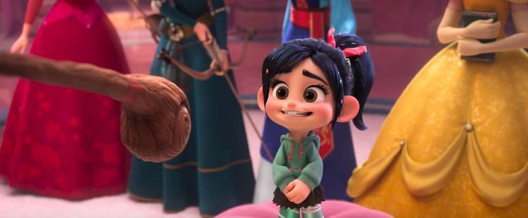"""""""Em cũng là công chúa""""."""