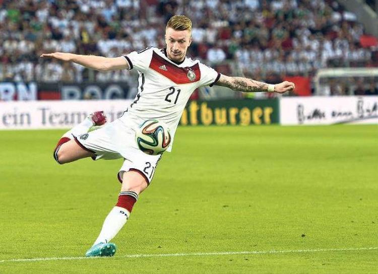 Marco Reus hội tụ đủ mọi yếu tố để trở thành ngôi sao sáng đáng được chờ đợi nhất World Cup 2018.
