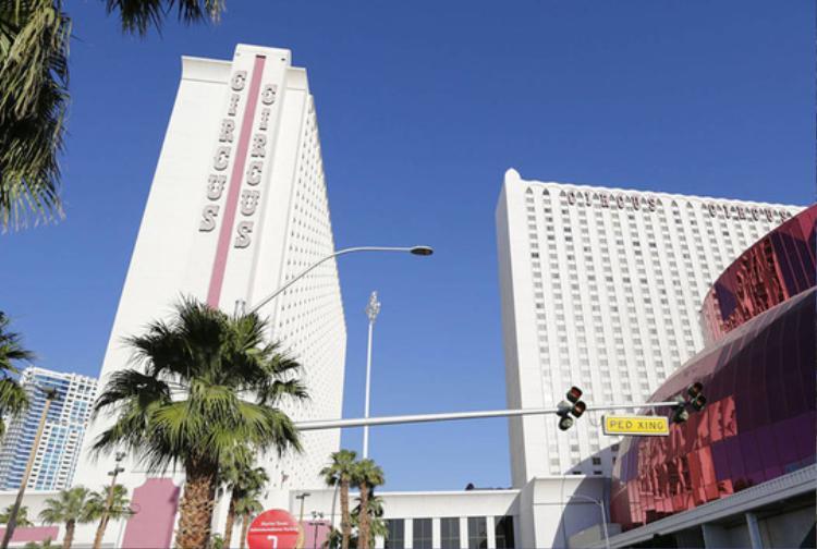 Khách sạn Circus Circus. Ảnh: Las Vegas Review-Journal