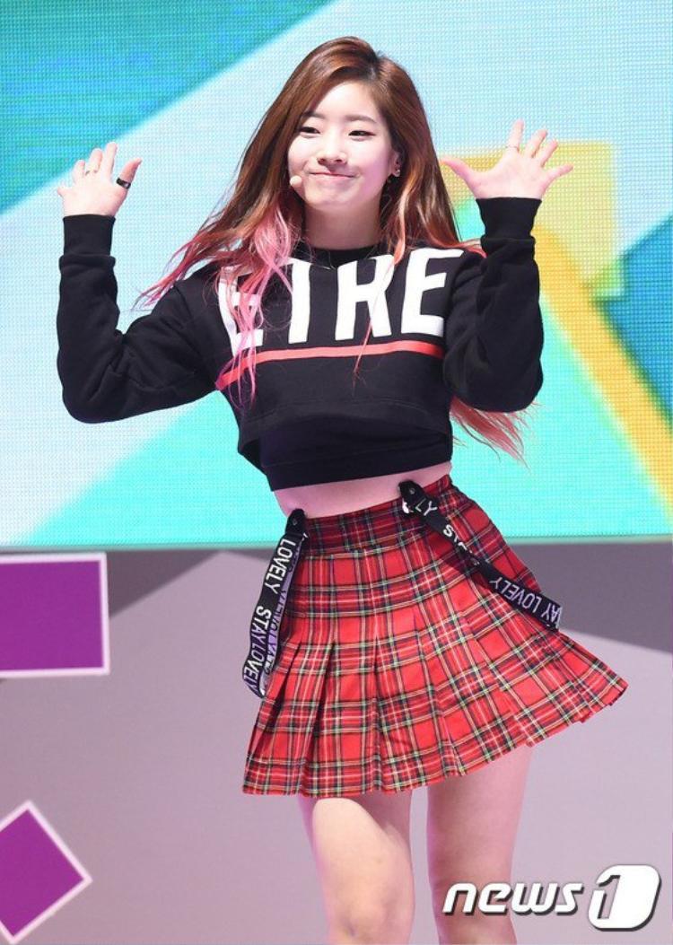 Dahyun gầy nhất năm 2015