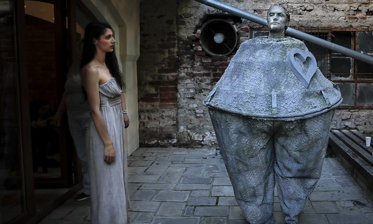 Chiêm ngưỡng lễ hội 'tượng sống' lớn nhất châu Âu