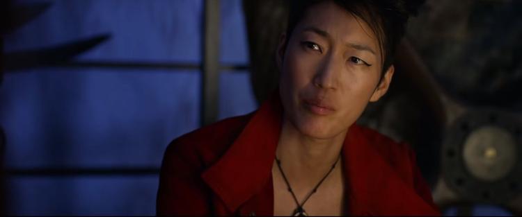 Anna Fang (Jihae).