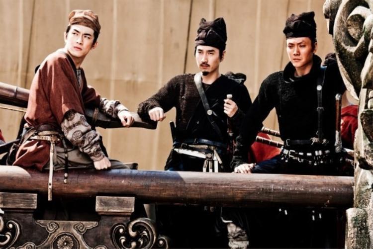 Bộ ba Úy Trì - Địch Nhân Kiệt - Sa Đà Trung vẫn sẽ là nhân vật chính của phần này