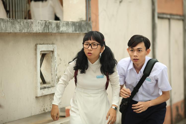 Hồng Thanh và Trang Hý.