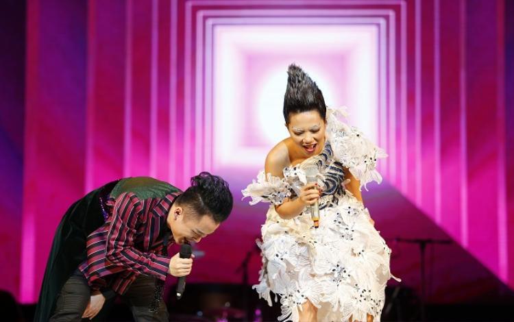 Nhan sắc cá tính của diva Hà Trần và những tạo hình khiến khán giả không thể ngoái đầu