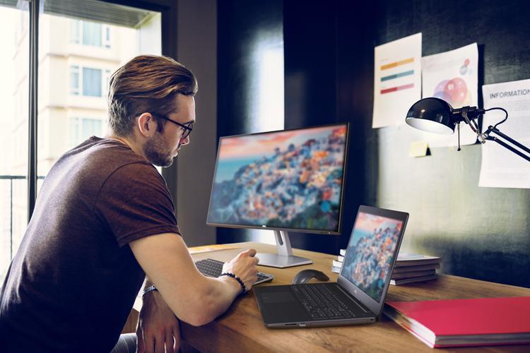 Dell ra mắt màn hình S-Series với thiết kế đơn giản, khả năng hiển thị tốt