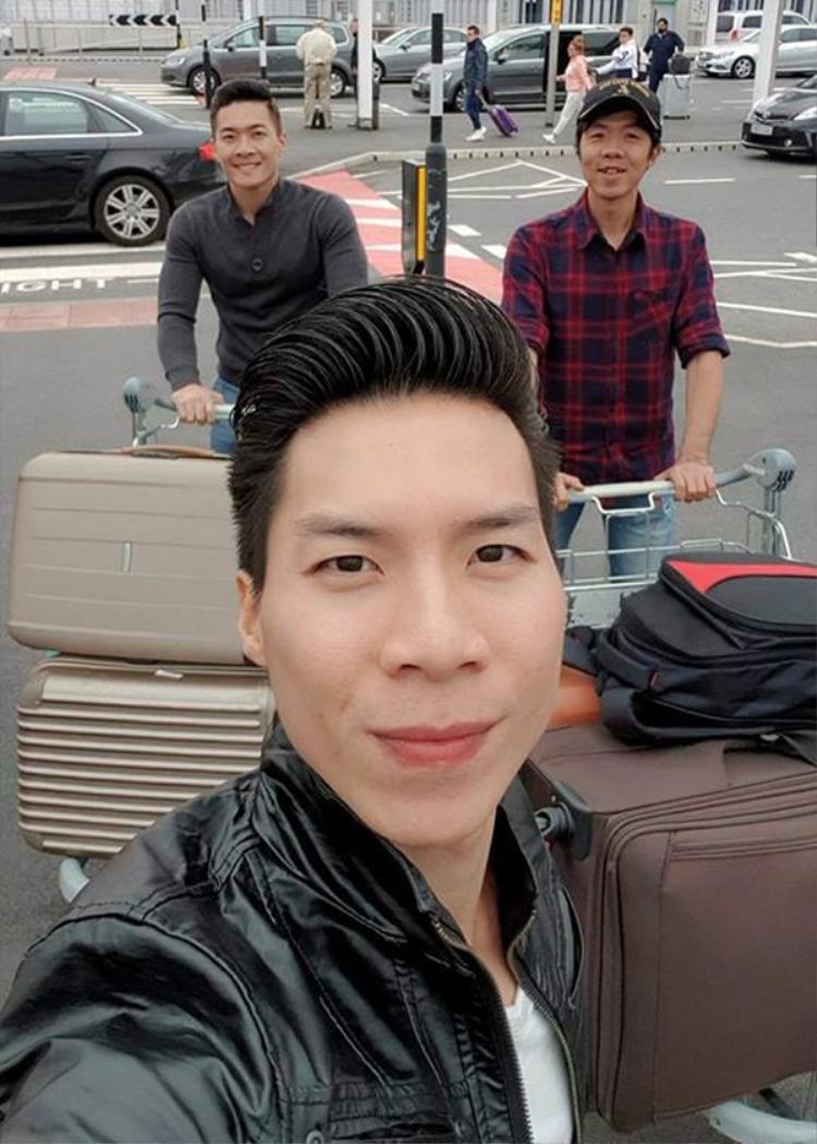 Hé lộ điều đầu tiên Quốc Cơ  Quốc Nghiệp làm khi trở về Việt Nam từ Britains Got Talent