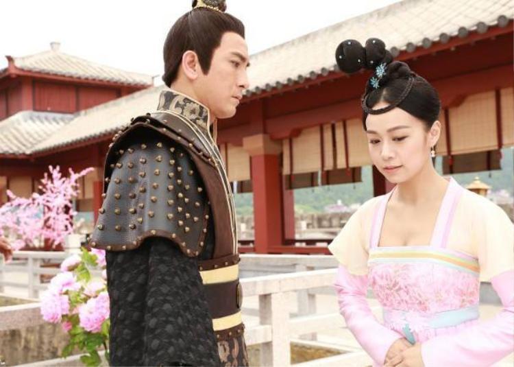 """Nhậm Tam Thứ sẽ yêu Cam Nhược Thiên (Huỳnh Tâm Dĩnh) trong nửa sau phim """"Thâm Cung kế"""""""