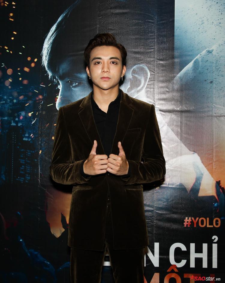 Soobin Hoàng Sơn - một trong hai nam chính của phim