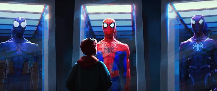 Spider-Gwen, Peter Parker và loạt kẻ thù truyền kiếp xuất hiện trong trailer phim về Nhện trẻ con da màu