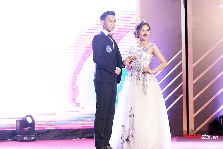 Cặp đôi Nguyễn Trọng Tuấn và Phạm Ngọc Bích