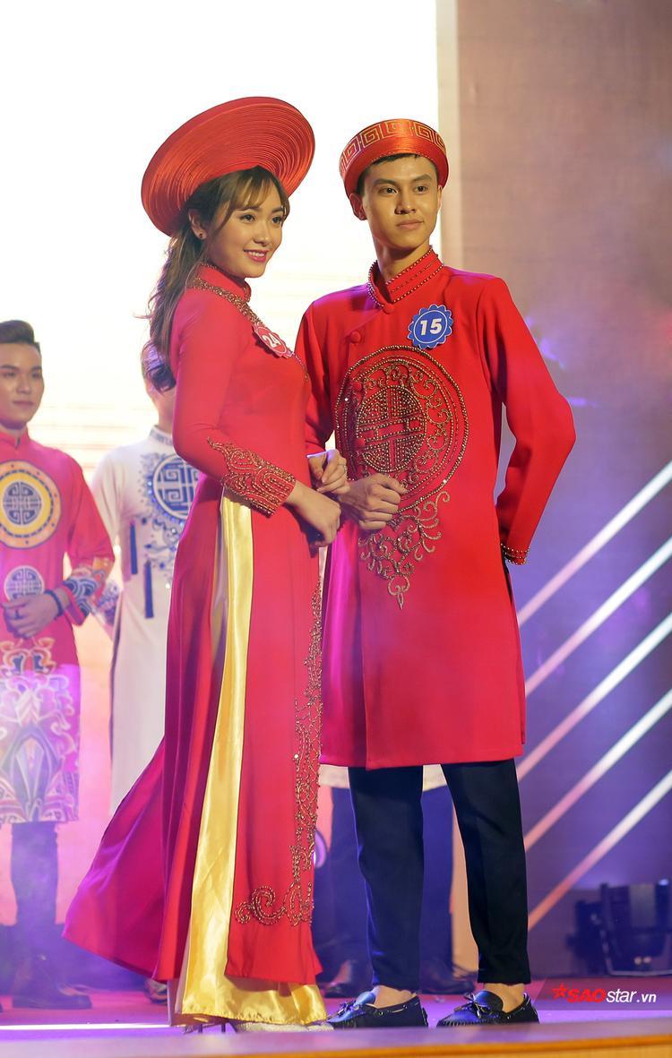 Nam thí sinh Nguyễn Văn Tâm mang về cho mình giải thưởng Đại sứ Truyền thông