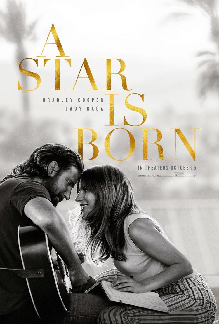 Lady Gaga xuất hiện như nữ thần trong trailer đầu tiên của A Star Is Born