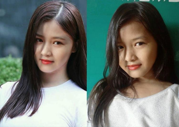 Lirah Bell là một trong các thành viên của nhóm Ponytail Girl được cộng đồng mạng Việt săn đón thời gian qua. Cô bé được so sánh với thần tượng Kpop xứ Hàn - Nancy (Momoland). Bức ảnh so sánh giữa 2 người nhận được hơn 11.600 lượt like (thích) và hơn 5.000 lượt chia sẻ.