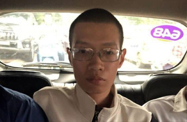 Nghi phạm Nguyễn Anh Tú