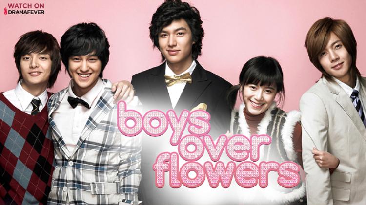 Anh là một trong 4 thành viên của hội F4 gồm Lee Min Ho, Kim Hyung Joong và Kim Bum.