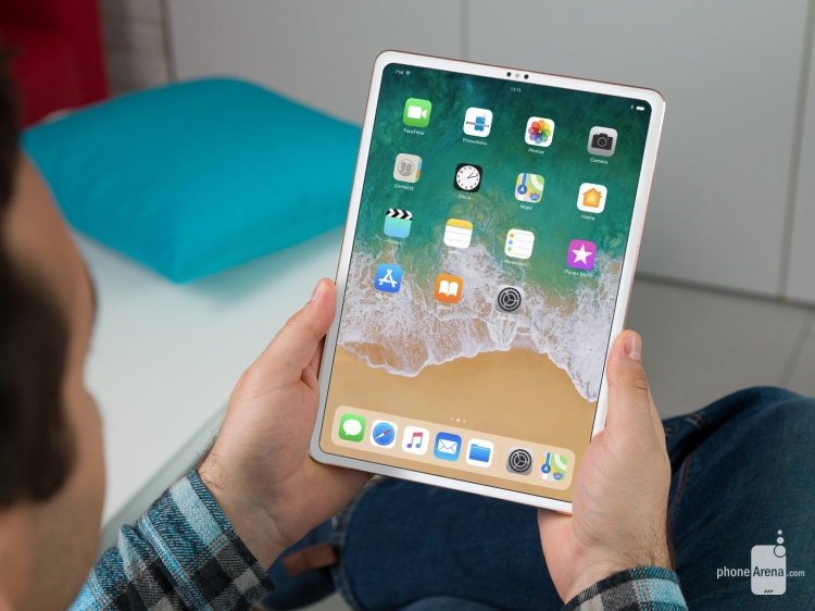 Với viền màn hình mỏng, Apple có thể mang đến cho người dùng một thiết bị với một màn hình lớn tương đương những thiết bị hiện tại trong khi đó tổng thể máy lại nhỏ hơn.