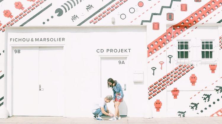 Đại Nhân cùng Mina vẽ nên chuyện tình mộng mơ tại nơi có mùa hè rực rỡ nhất thế giới