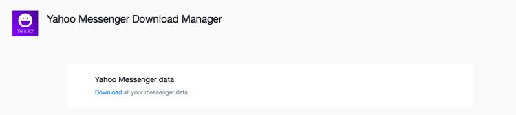 Yahoo Messenger sắp đóng cửa chính thức, đây là cách tải về bầu trời kỉ niệm của bạn