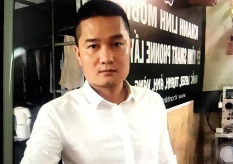 Đối tượng Nguyễn Phú Khánh. Ảnh ANTĐ