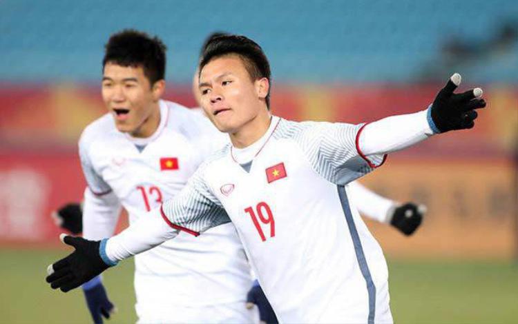 Quang Hải ghi bàn thắng duy nhất giúp CLB Hà Nội giành 3 điểm trước đương kim vô địch Quảng Nam.