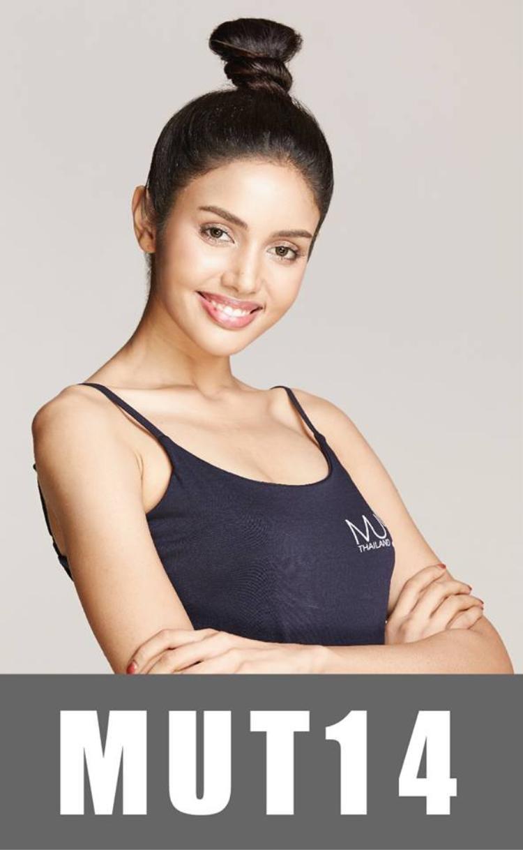 Vina Singh, năm nay 22 tuổi là thí sinh được chú ý nhiều nhất ngay từ khi cuộc thi bắt đầu Ngoài gương mặt đẹp, cô còn có chiều cao nổi bật 1m78. Hiện chân dài đã tốt nghiệp bằng Cử nhân Khoa Nghệ thuật Tự do. Được biết biết người đẹp mang hai dòng máu Ấn Độ và Thái Lan.