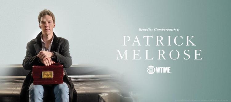 """Series mới của nam diễn viên mang tên """"Patrick Melrose"""" đang được chiếu trên kênh Showtime."""