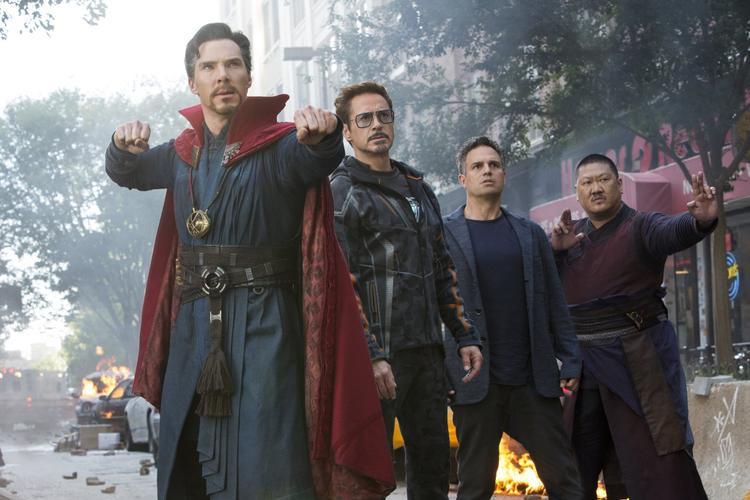 """Doctor Strange là một trong các siêu anh hùng thuộc """"team ngủm""""' trong """"Avengers: Infinity War""""."""