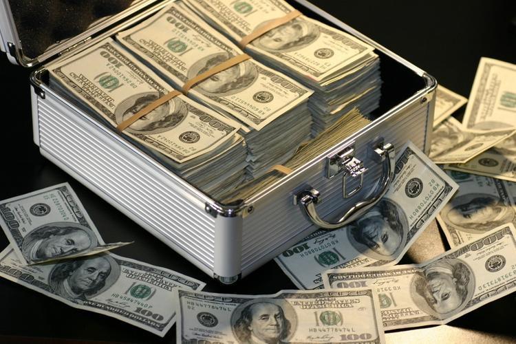 Bà Via Cava đã sống một đời tằn tiện để có được số tiền khổng lồ này.