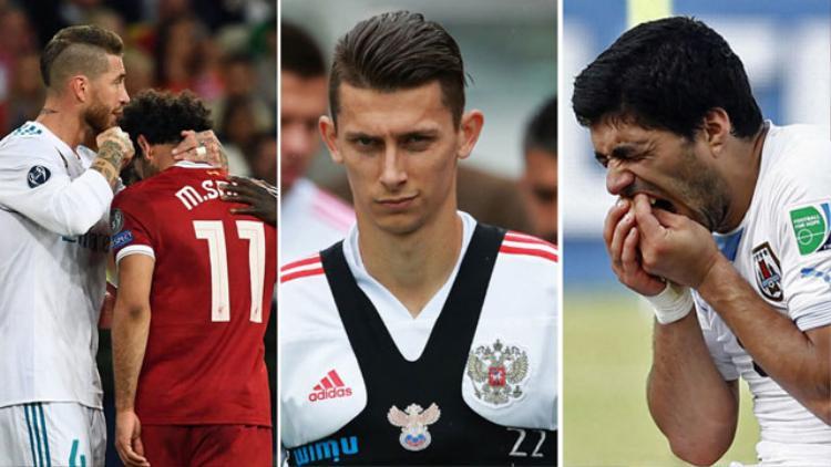Ilya Kutepov tuyên bố sẵn sàng cắn Suarez và quật ngã Salah.