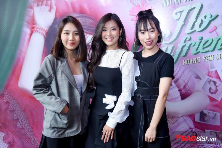Trang Thiên và Huyền Sambi