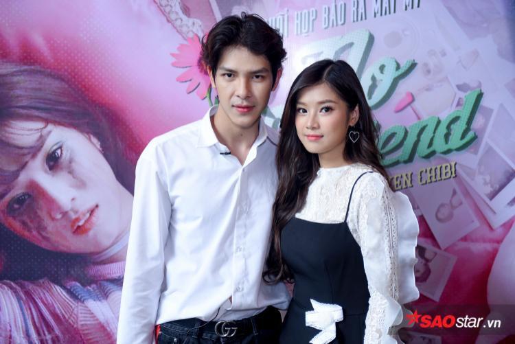 Nam chính Denis Đặng cũng chính là đạo diễn hình ảnh của sản phẩm.