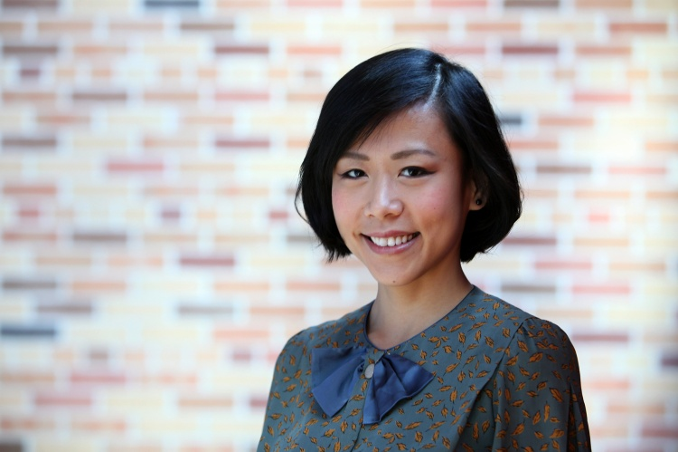 Domee Shi là đạo diễn trẻ tuổi mang 2 dòng máu Trung Hoa - Canada.