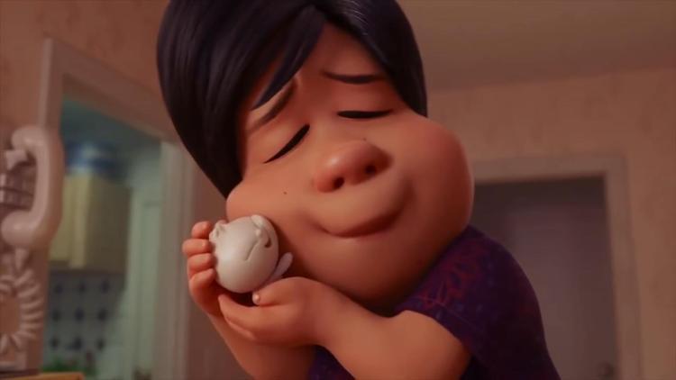 Người phụ nữ thương yêu bé Bao, một lần nữa làm tròn thiên chức người mẹ.