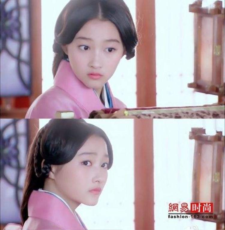 """Quan Hiểu Đồng vào vai nàng Giang Tú trong """"Ban Thục truyền kỳ""""."""