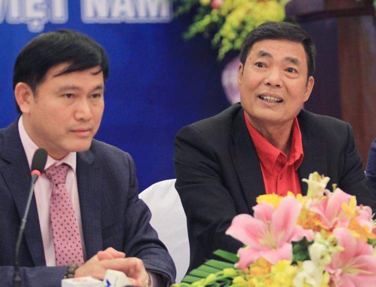 Ông Trần Mạnh Hùng đã rút khỏi ghế phó chủ tịch VFF.