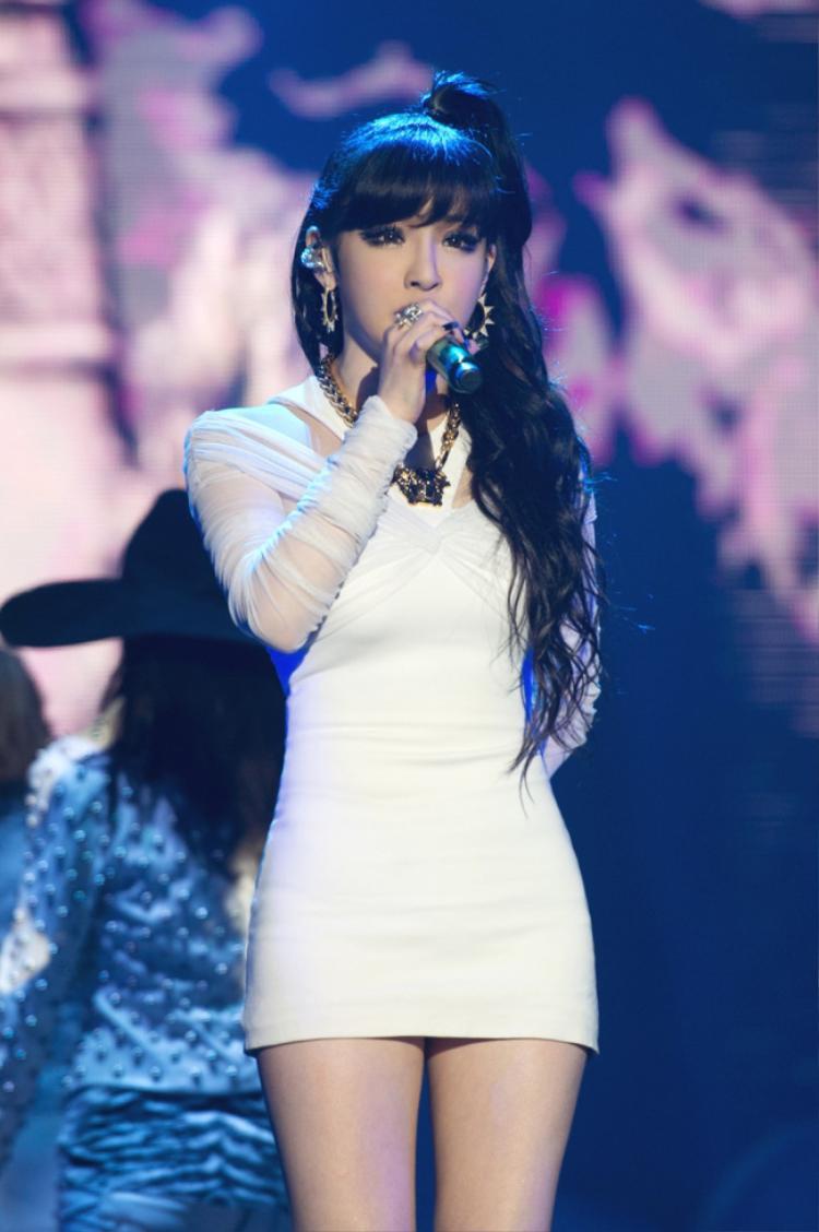 Hot: 4 năm sau ồn ào, Park Bom đã sẵn sàng trở lại!